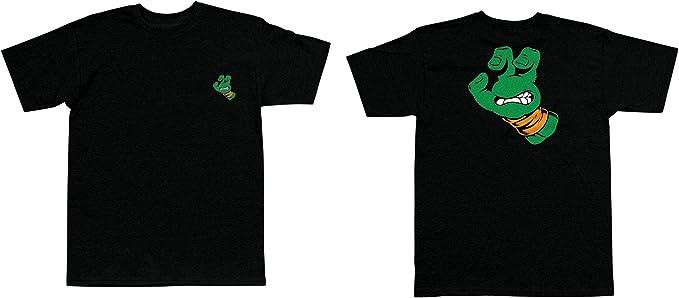 Amazon.com: Santa Cruz - Camiseta de manga corta para ...