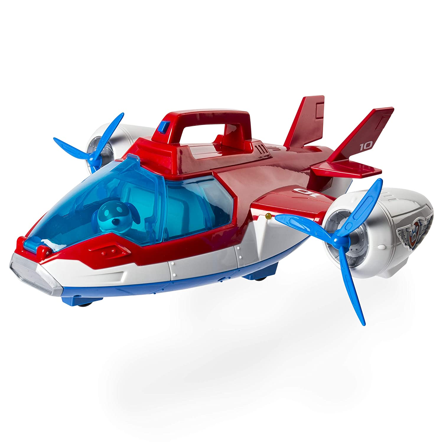Amazon Exclusive Spin Master 6038328.0 Paw Patrol Mission Paw Air Patroller