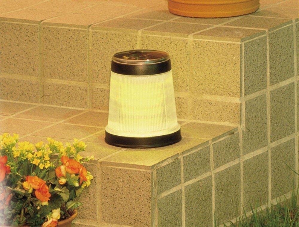 ガーデン パルス式ソーラーライト  ホワイト