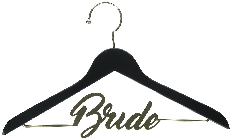 Amazon.com: David Tutera - Colgador de pizarra para vestido ...
