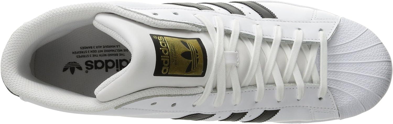 adidas Pro Model, Chaussures Montantes Homme White Black White