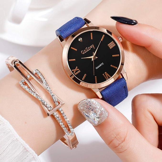 Amazon.com: 💗 Orcbee 💗 _Gogoey Luxury Ladies Diamond ...