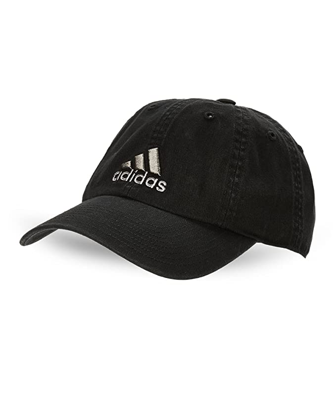 Amazon.com  adidas Weekend Warrior Cap - Black Men s One Size Adjustable   Sports   Outdoors db816a16bec