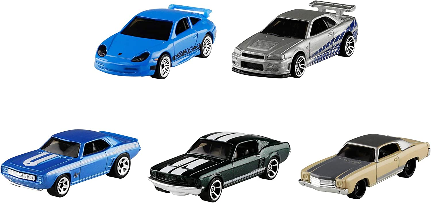 Hot Wheels Fast and Furious (Mattel GMG69): Amazon.es: Juguetes y juegos