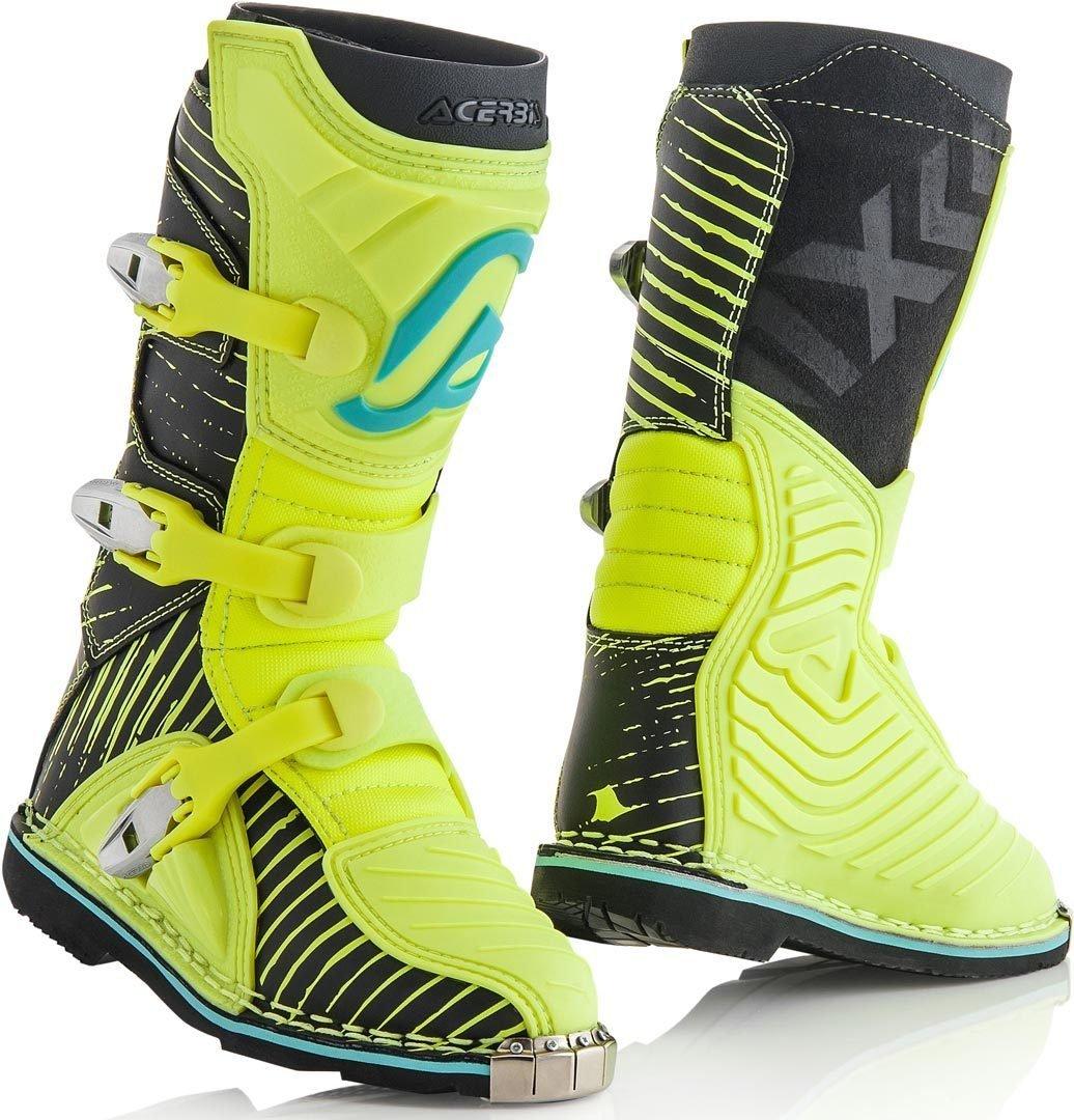 Acerbis Shark Junior Ni/ños Botas de Motocross