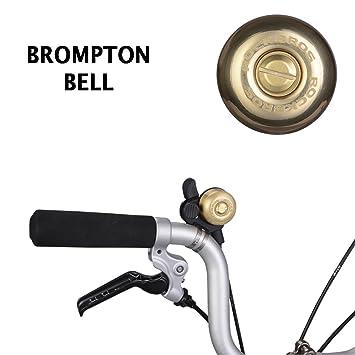 Brompton – Bell acero cobre personalizado accesorios Brompton – a medida, dorado