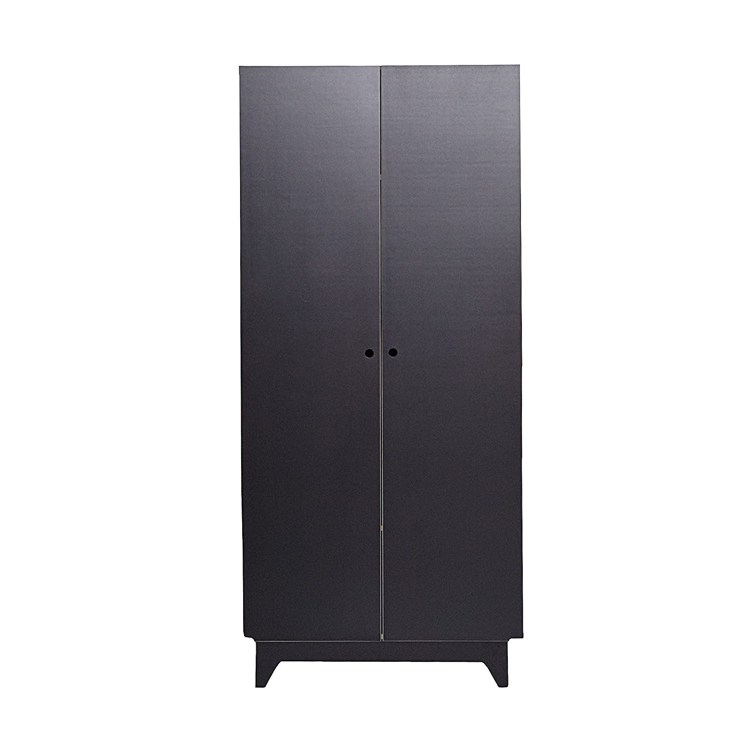 hapsal schrank mit basis b dunkelbraun g nstig. Black Bedroom Furniture Sets. Home Design Ideas