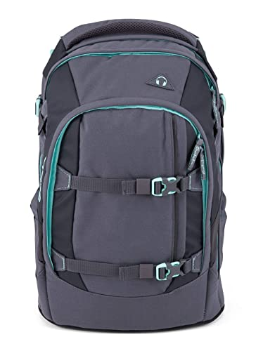 6df69cff915ae Satch Pack Mint Phantom 2er Set Schulrucksack   Schlamperbox  Amazon ...