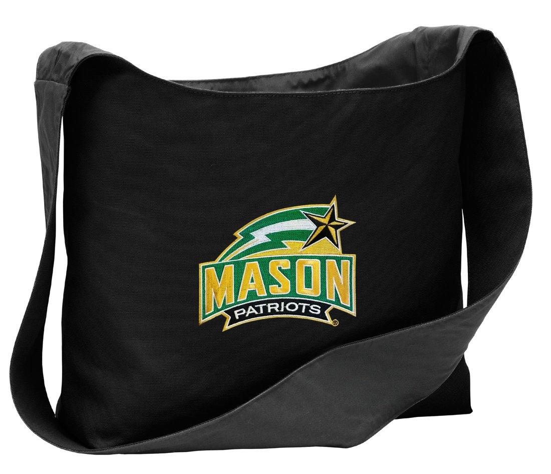 George Mason University Tote Bag Best Sling Style Across Body Bags