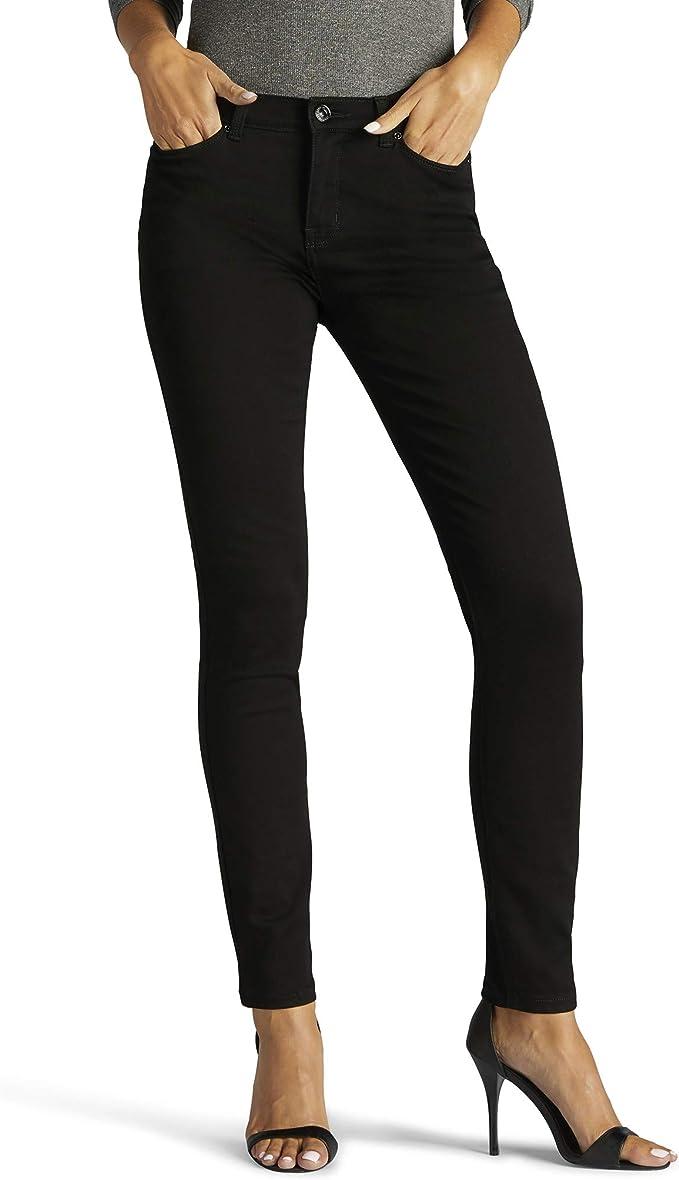 LEE Women/'s Sculpting Slim Fit Skinny Leg Jean