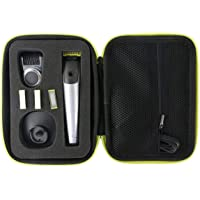 Khanka Hart Bag Funda protectora para OneBlade Pro Cara + cuerpo QP6520 / 30 QP6510 / 20 QP6620 / 30 Estuche Etui para…