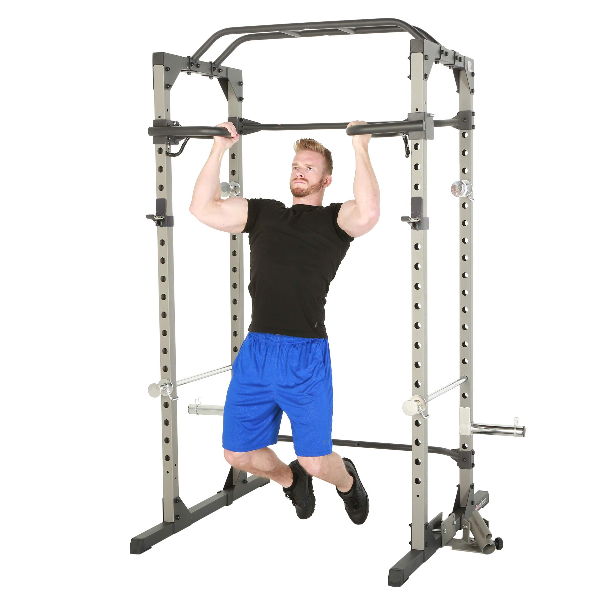Fitness Reality 2819 Attachment Set for 2''x2'' Steel Tubing Power Cages by Fitness Reality (Image #12)