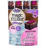 Cool Baker Magic Mixer Brownies Refill Kit - Double Chocolate Brownies 1.59 OZ, 1.05 OZ, 0.28 OZ