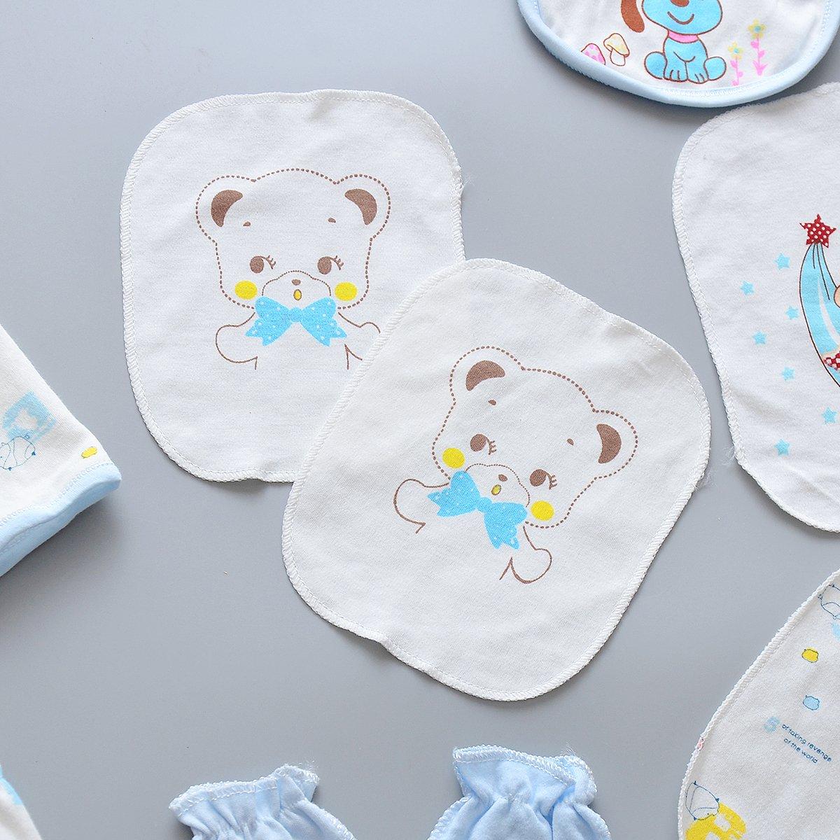 08ca849e0 18pcs Unisex Newborn Baby Boy Girl Clothes Sets
