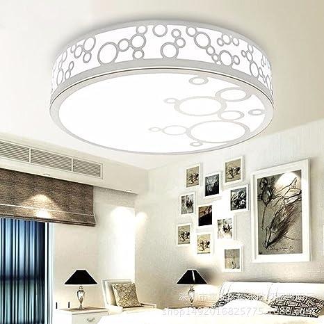 XHOPOS HOME Lámpara de techo minimalista acrílico mesas ...
