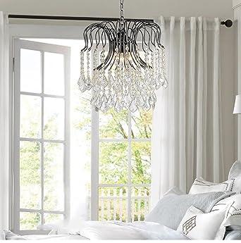 Modern Deckenlampe Ein Einfacher Kristallleuchter, Eine Eingangshalle, Eine  Eingangshalle, Ein Ankleidezimmer, Ein