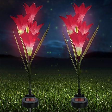 Garden Lights LILIUM LED Stehleuchte Sockelleuchte Gartenleuchte 12V 1W O11-35