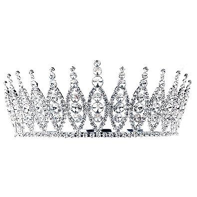 Novia Pageant concurso de belleza TIARA corona completo uso ...