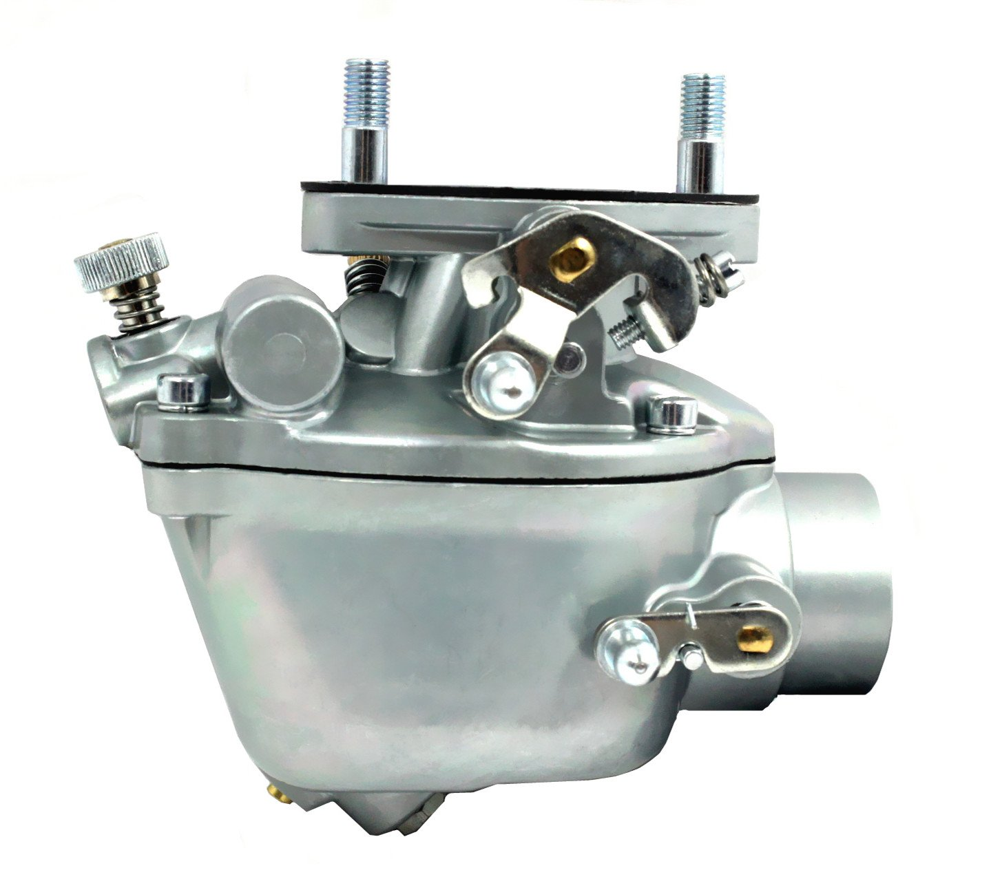 Low Cost Lelecar New Carburetor For Marvel Schebler Ford Zenith 8n 2000 Tractor 9n 2n Tsx33 Tsx241a