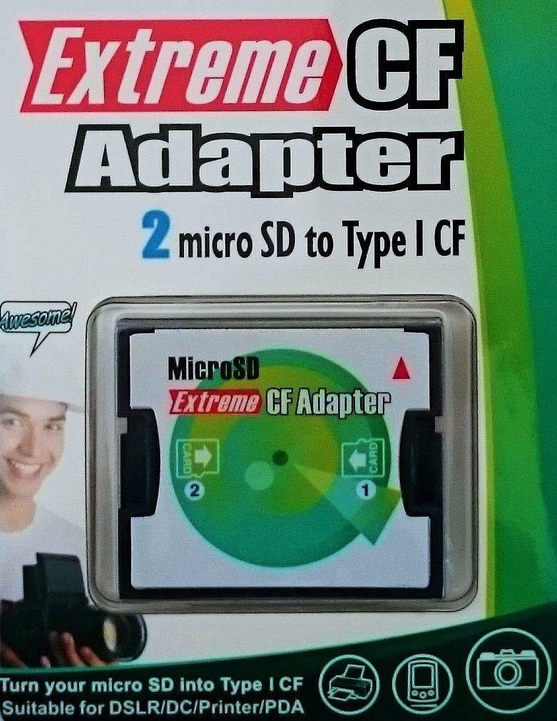 Extreme CF Adaptador 6th Generación SD/SDHC/SDXC/WiFi ...