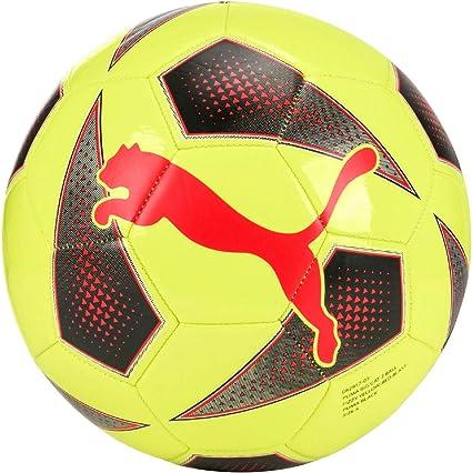 Puma Big Cat 2 Balón de fútbol tamaño 5 Amarillo de Color Rojo de ...