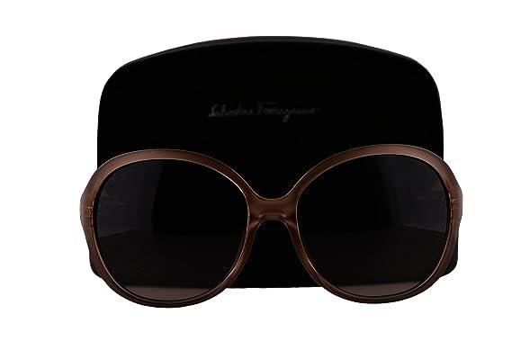 b1a2916d89 Salvatore Ferragamo Gafas de sol para mujer Grande Rosa perla ...