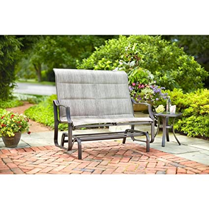 Perfect Statesville Double Patio Glider