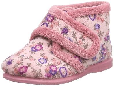 Natural World Bota Velcro Flor Canada, pantuflas de ...