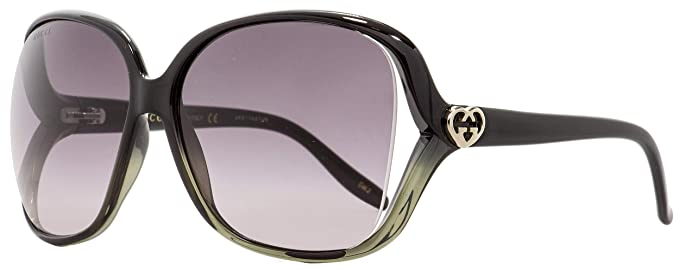 4fdad254d194 Image Unavailable. Image not available for. Color: Gucci Square Sunglasses  ...