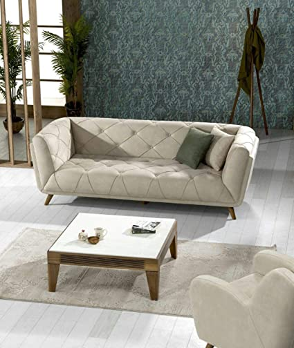 Awe Inspiring Amazon Com Mare Collection Leo Mid Century Modern Tufted Pabps2019 Chair Design Images Pabps2019Com