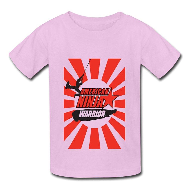 Turner Kids Photo American Ninja Warrior Logo Short Sleeve ...