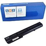 GRS bateria para HP Compaq 7400,8200,8400,9400,nc8200,nw8200,nx7300, nx7400, nx8200, nx8220 n, 8510w, 8710w,nw8240,nw8440,nw9440 serie, compatible con PB992A, HSTNN-UB11, HSTNN-OB06, HSTNN-LB11, HSTNN-DB11, HSTNN-DB06, 398876-001, 381374-001, para portátil con 4400mAh/64Wh, 14,4V