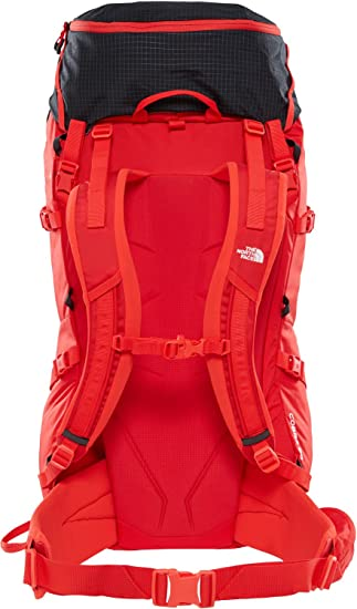 THE NORTH FACE Cobra 60 Fiery Red Tnf Black SM  Amazon.co.uk  Sports ... 4631df0c4cd68