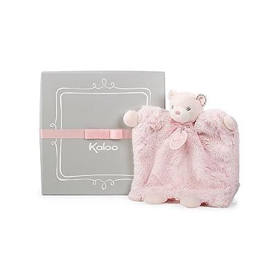 Kaloo Perle Pink Bear Puppet: Toys & Games