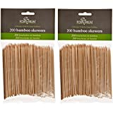 Fox Run Brands Bamboo Skewers WiiiJo, 4-inch (set of 400)