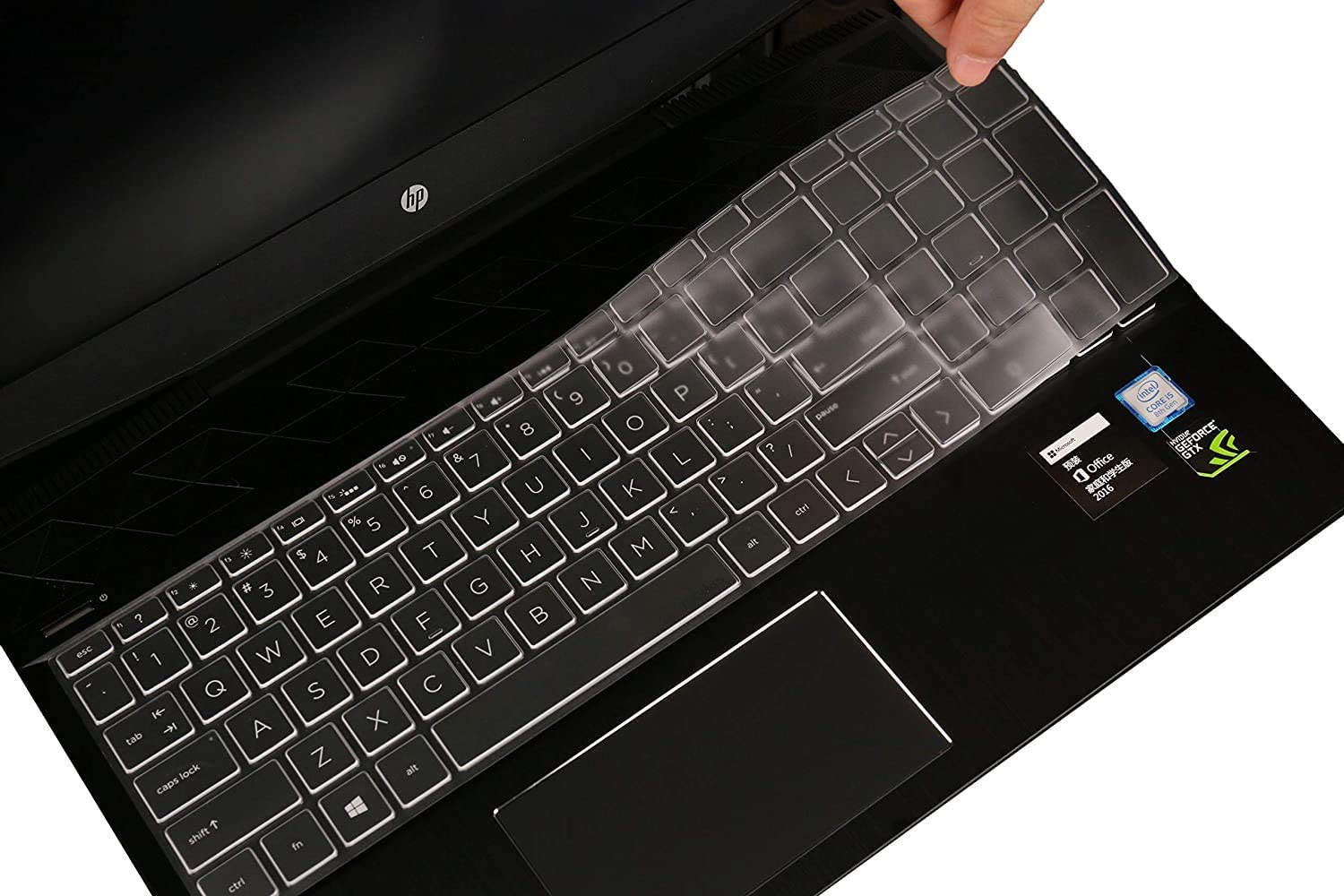 Keyboard Cover for 2019 2020 HP Envy x360 15.6