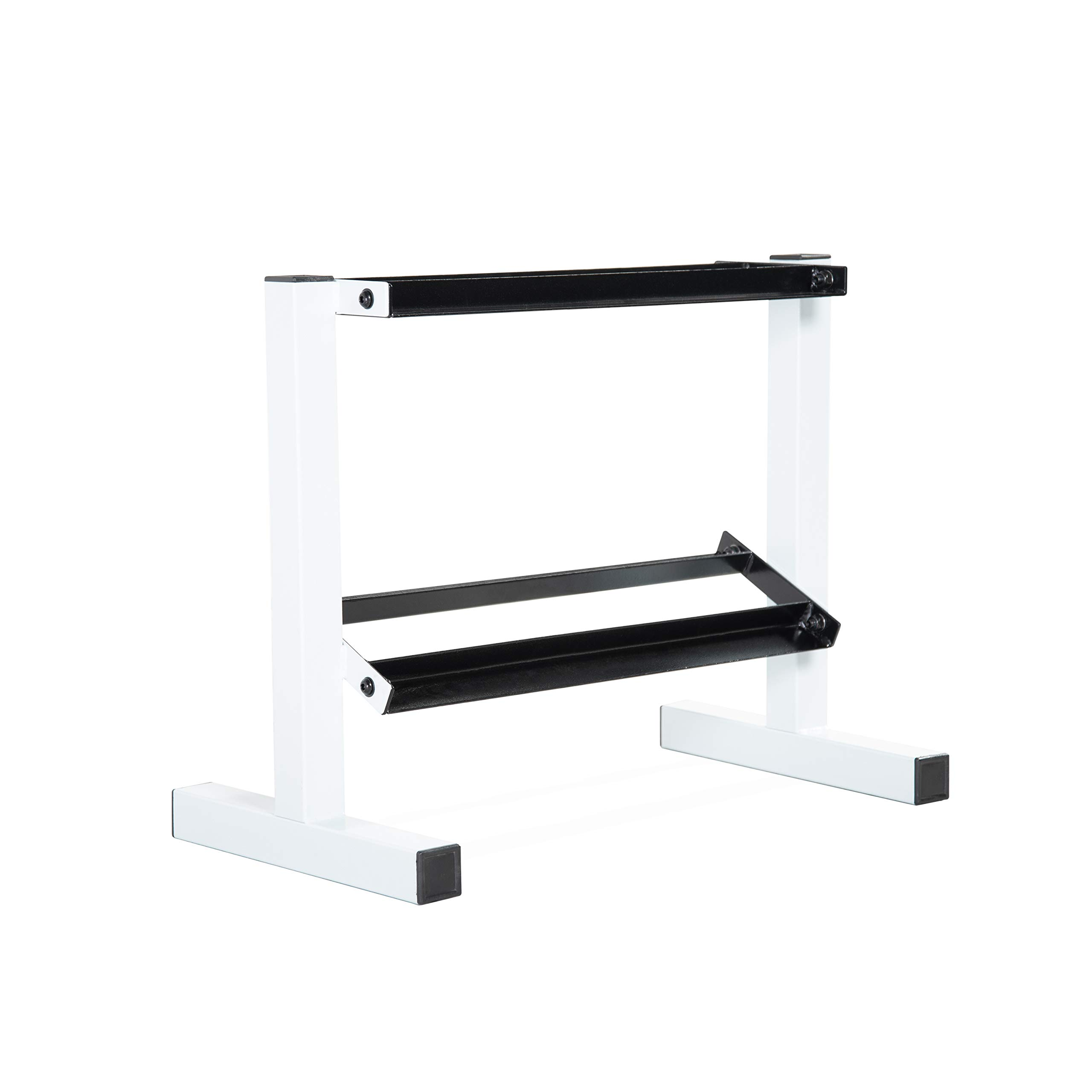 CAP Barbell White 24'' Dumbbell Storage Rack