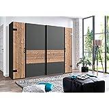 lifestyle4living begehbarer eckkleiderschrank wei eiche. Black Bedroom Furniture Sets. Home Design Ideas