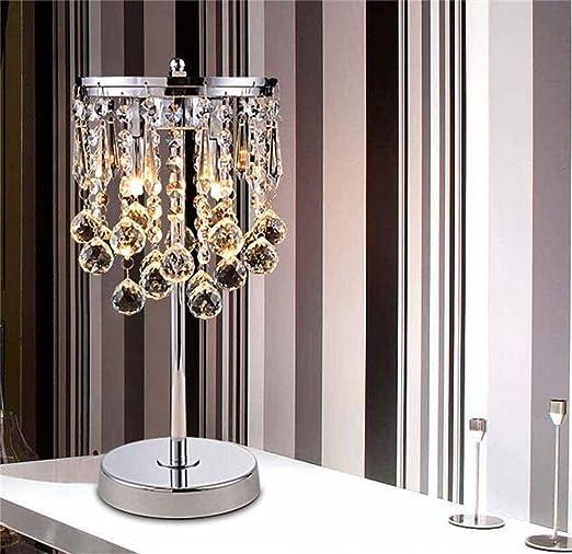 Toym Creative Fashion K9 Crystal Table Lamp Modern Wedding