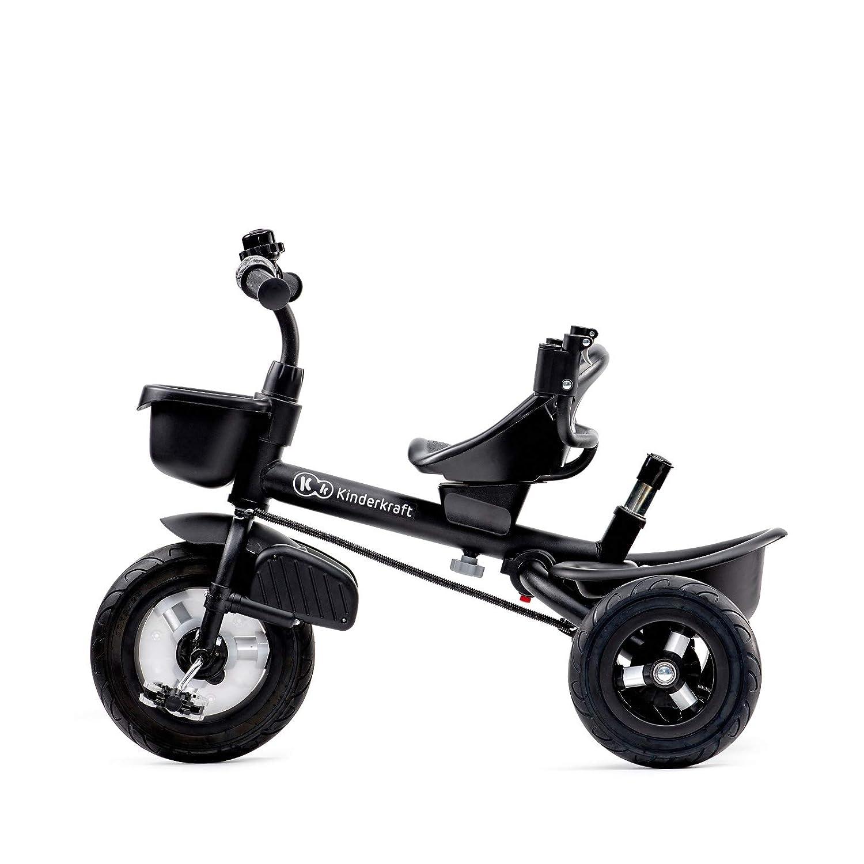 Kinderkraft Aveo 6en1 Vélo avec Accessoires Tricycle Gris  Amazon.fr  Bébés    Puériculture 42d87c9959d