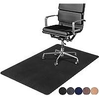 DELAM Office Chair Mat for Hardwood Floor & Tile Floor, Under Desk Chair Mats for Rolling Chair, Computer Chair Mat for…