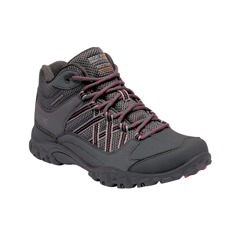 Regatta Womens Edgepoint Mid Waterproof Hiking Boot High Rise
