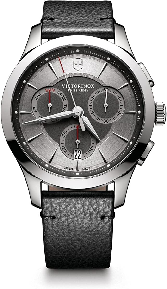 Victorinox Swiss Army Men s Alliance Chronograph Watch
