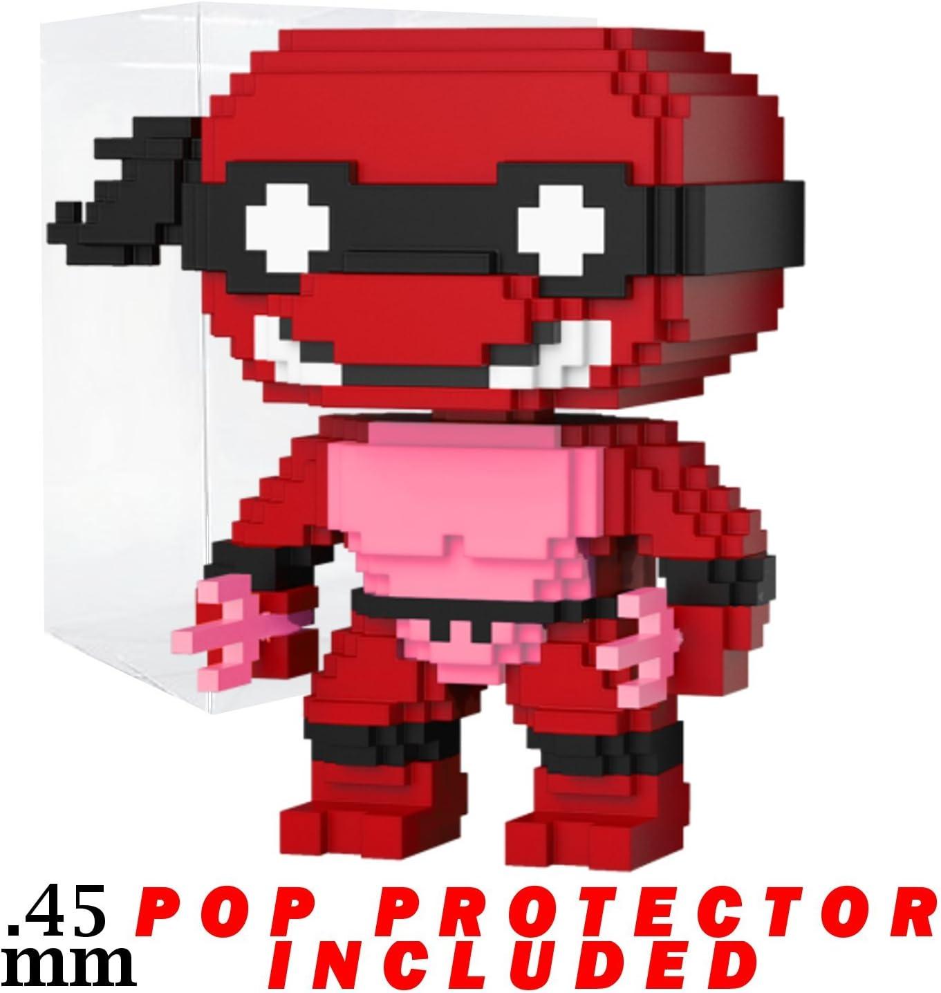 Funko 8-Bit POP: Teenage Mutant Ninja Turtles - Neon Raphael