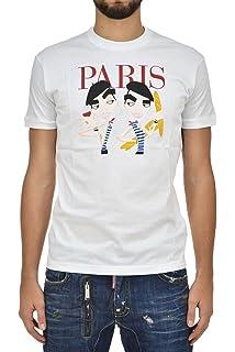 640aca5e88fd DSquared2 2-Pack Jersey Cotton Stretch Crew-Neck Men's T-Shirts ...