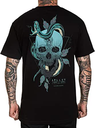Sullen Men's Amaral Standard Short Sleeve T Shirt