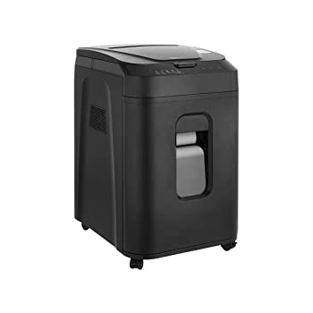 AmazonBasics 150-Sheet Micro-Cut Paper Shredder