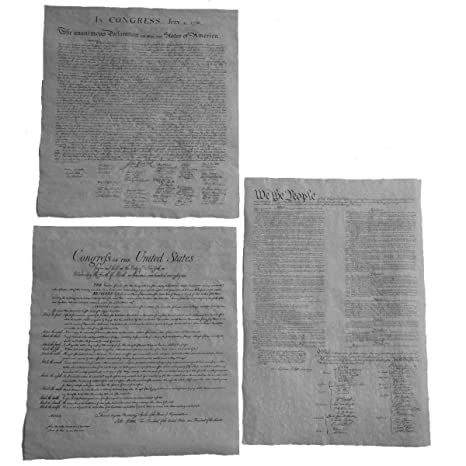 photograph relating to Printable Declaration of Independence titled : Declaration of Liberty 23 X 29