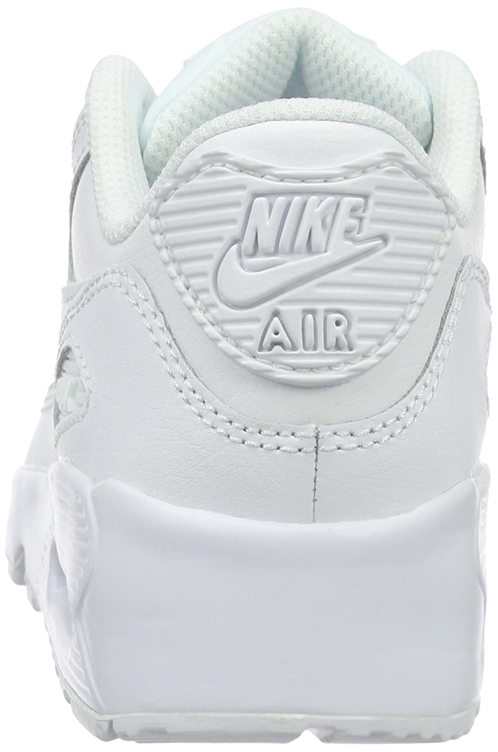 new arrival 21a7d e15a3 Nike 90 L Boys Running Shoes (White, 13.5 Y US) Buy Online at Low Prices  in India - Amazon.in
