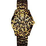 GUESS Analog Multi-Color Dial Women's Watch - W0001L2